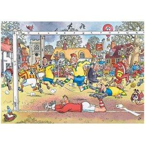 Ravensburger Wasgij? Puzzle - Soccer Madness