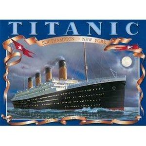 Clementoni High Quality Puzzles - Titanic