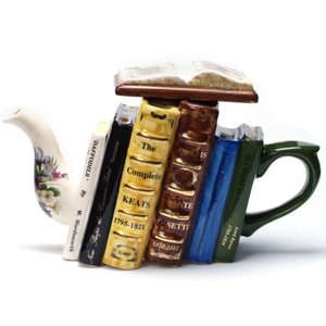 Carters of Suffolk Tony Carter Poetry Books Teapot