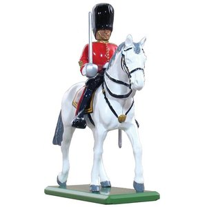 W. Britain 41073 - W. Britain Scots Gaurd Officer Mounted