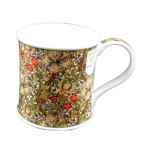 Dunoon Dunoon Wessex Arts and Crafts Collection - Golden Lily Mug