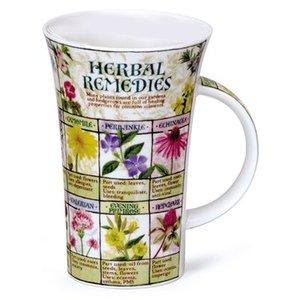 Dunoon Dunoon Glencoe Herbal Remedies Mug