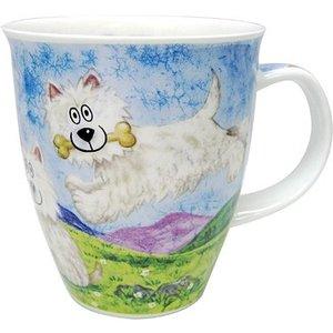Dunoon Dunoon Nevis Highland Animals - Westie Mug