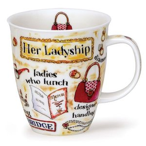 Dunoon Dunoon Nevis Lords & Ladies - Ladyship Mug