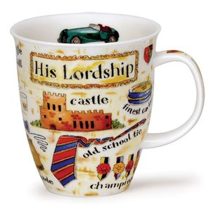 Dunoon Dunoon Nevis Lords & Ladies - Lordship Mug