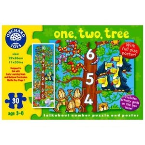 Orchard Toys Orchard Toys One Two Tree