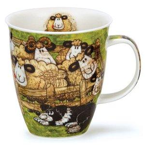 Dunoon Dunoon Nevis Sheepies - Pen Mug