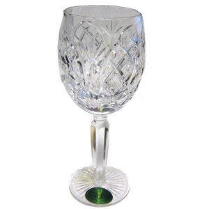Heritage Crystal Heritage Crystal Cathedral White Wine Glass