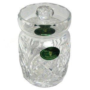 Heritage Crystal Heritage Crystal Cathedral Honey Jar