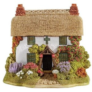 Lilliput Lane Lilliput Lane Hawkers Cottage