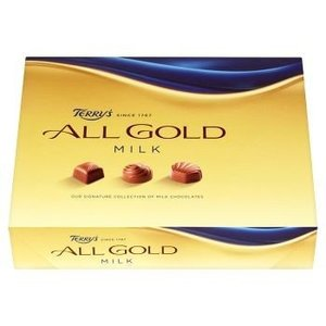 Terry's Terry's All Gold Milk Chocolates