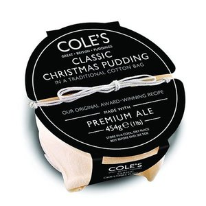 Cole's Classic Christmas Pudding - 454g