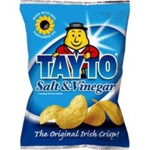 Tayto N.I. Tayto Salt and Vinegar Crisps