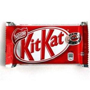 Nestle Nestle Kit Kat 4 finger