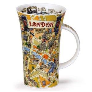Dunoon Dunoon Glencoe Tour of London Mug