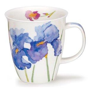 Dunoon Dunoon Nevis Flora Iris Mug