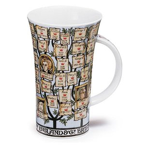 Dunoon Dunoon Glencoe Kings and Queens Mug