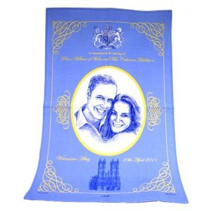 Lamonte Royal Wedding Tea Towel