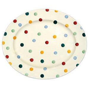Emma Bridgewater Bridgewater Polka Dot Medium Platter