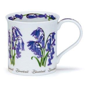 Dunoon Dunoon Bute Spring Flowers - Bluebell Mug