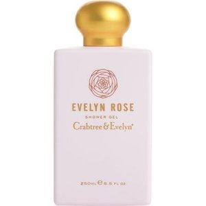 Crabtree & Evelyn C&E Evelyn Rose Bath and Shower Gel