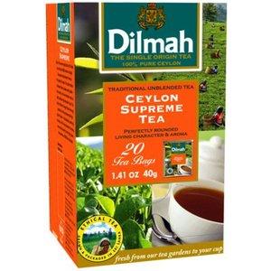 Dilmah Ceylon Supreme Tea