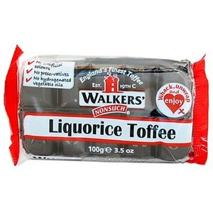 Walkers Nonsuch Walkers Nonsuch Liquorice Toffee