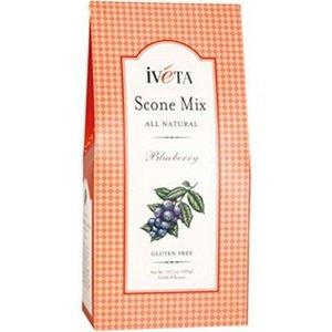 Iveta Gourmet Iveta Blueberry Gluten Free Scone Mix