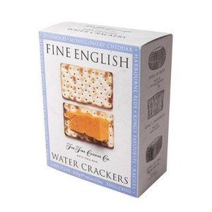 The Fine Cheese Company Fine English Water Crackers