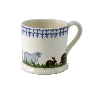 Brixton Pottery Brixton Farm Animals Mug - Large