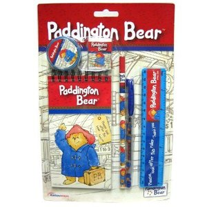 Paddington Bear Paddington Bear Stationery Set
