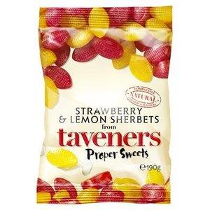 Taveners Taveners Lemon & Strawberry Sherbets