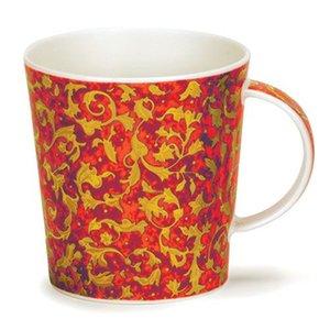 Dunoon Dunoon Lomond Mantua Mug - Red