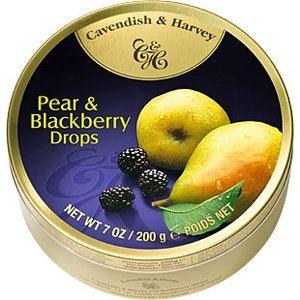 Cavendish & Harvey Pear & Blackberry Drops