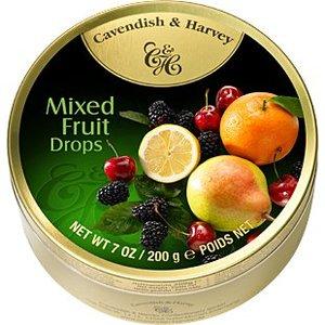 Cavendish & Harvey Mixed Fruit Drops