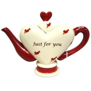 Carters of Suffolk Tony Carter Just For You Teapot