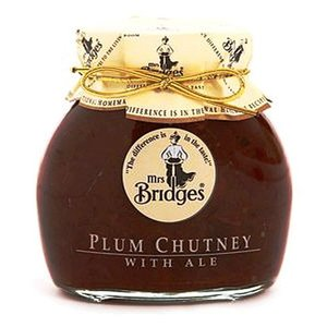 Mrs. Bridges Mrs Bridges Plum Chutney with ale