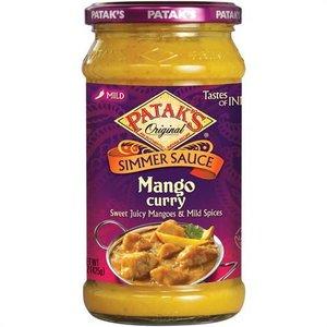 Patak's Patak's Mango Curry Simmer sauce