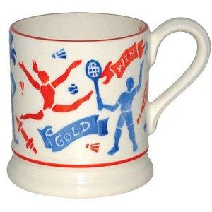 Emma Bridgewater Bridgewater 1/2 Pint Mug - Wonderful London Sports