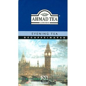 Ahmad Tea Ahmad Decaf Evening Tea 20's