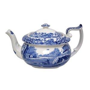 Spode Spode Blue Italian Teapot