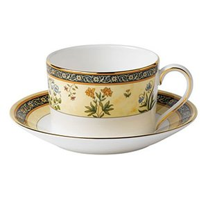 Wedgwood Wedgwood India Teacup and Saucer