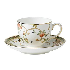 Wedgwood Wedgwood Oberon Teacup and Saucer