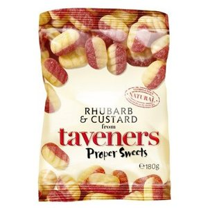 Taveners Taveners Rhubarb & Custard