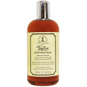 Taylor of Old Bond Street Taylor of Old Bond Sandalwood Hair and Body Shampoo