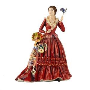 English Ladies Figurines English Ladies Co. Mask Seller