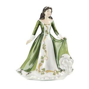 English Ladies Figurines English Ladies Co. Celtic Ladies - Ireland