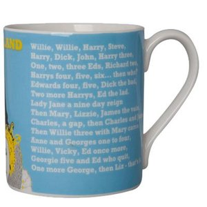 Cole of London Cole of London Kings and Queens of England Mug