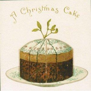 A Christmas Cake Cards