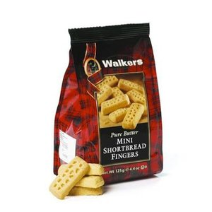 Walker's Shortbread Co. Walkers Mini Shortbread Fingers Bag
